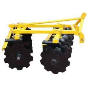 Tractor-drawn Disk Harrow