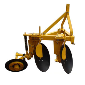 Double Disc Plough