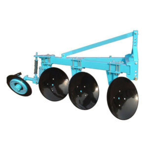 3 Row Disc Plough