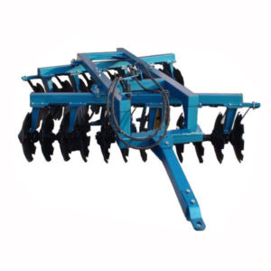 Ractor Mounted Heavy Duty Disc Plow