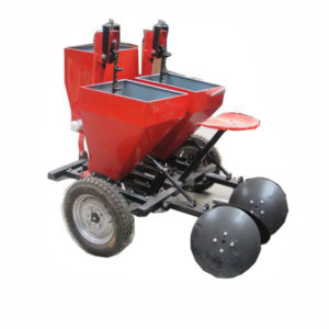 Tractor Mounted Potato Seeder