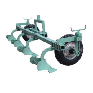 Floor-standing Ridging Plough For Tractor