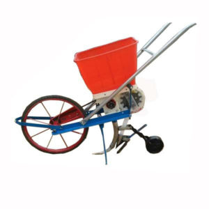 Hand Push Type Maize Seeder