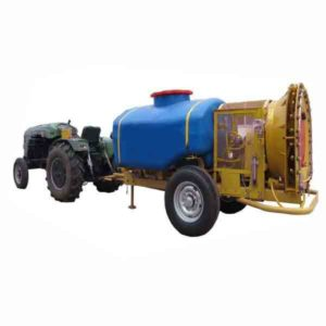 Tractor Mounted Air Pressure Sprayer