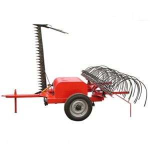 Farm Cutting and Raking Machine