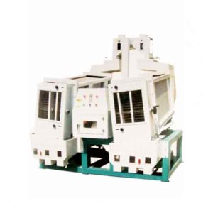Double Body Paddy Separating Machine