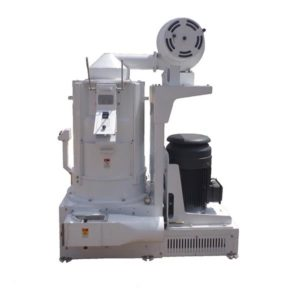 ANS150 Vertical Emery Iron Roll Rice Mill