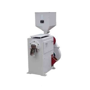 Emery Roller Vertical Rice Whitening Machine