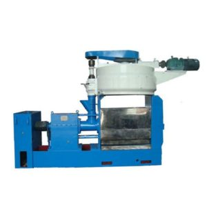 ANON Double Screw Cold Oil Pressing Machine