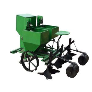 Double Rows Potato Planting Machine