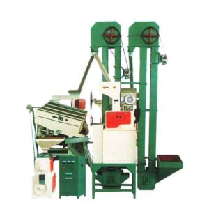 Complete Rice Milling Plant For Home