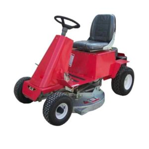 Four-wheel Riding Lawn Mower