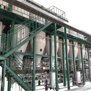 Parboiled Rice Mill Plant