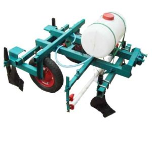 Potato Plastic Mulch Layer Machine