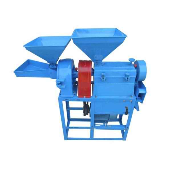 How to choose and use small rice milling machine