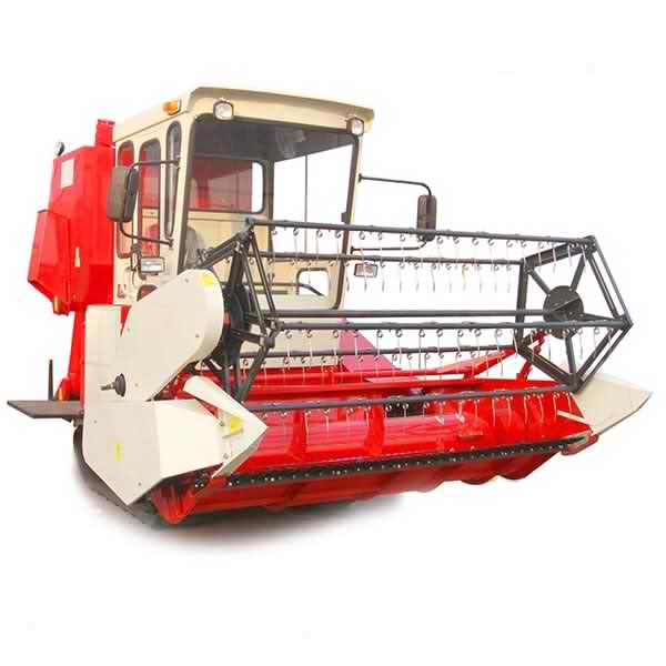 small-combined-harvester