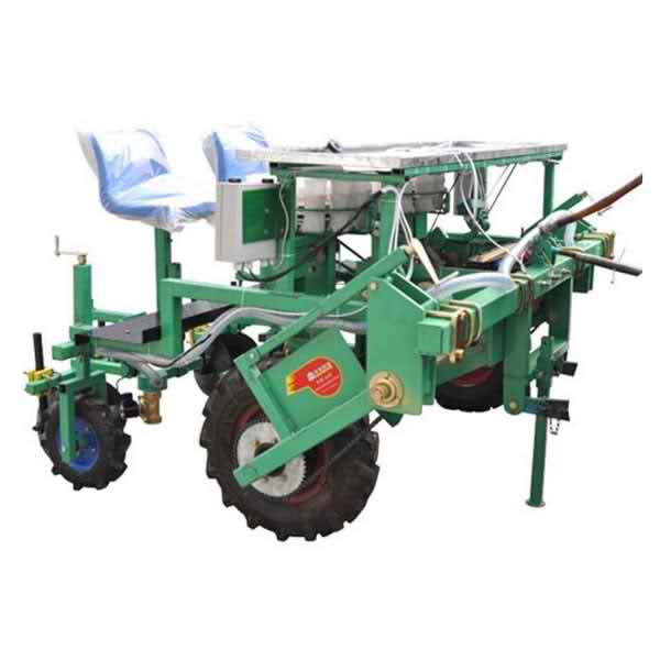 two-rows-semi-automatic-transplanting