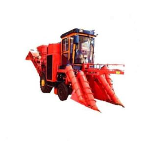 ANON Large Wheeled Sugarcane Combine Harvester
