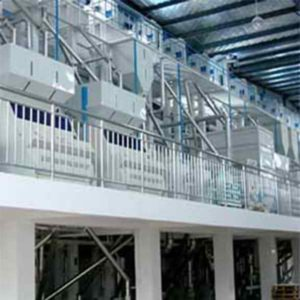 300T/D Complete Set Rice Mills