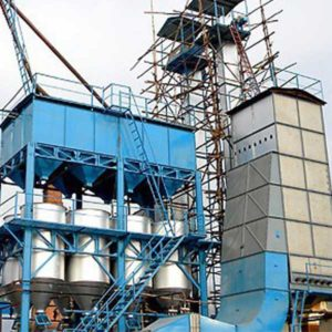 100T/D Parboiled Rice Mill For Production