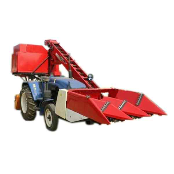wheel-type-three-row-corn-harvester