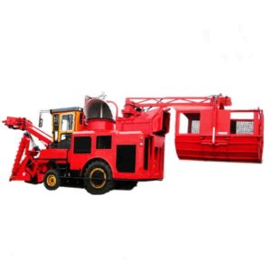 ANON AN4GZ-260 Whole Stalk Type Sugarcane Harvester