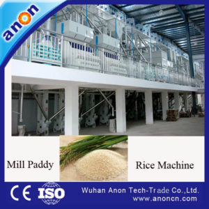 Anon complete rice mill machine for sale