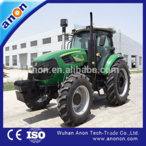 ANON heavy duty 4 wheel tractor 180HP