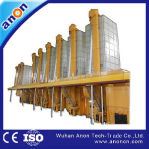 Anon rice mill paddy grain dryer for sale