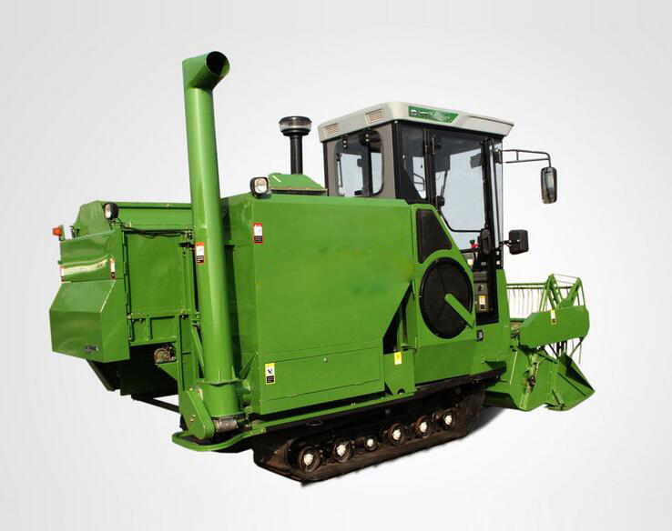 How to select high cost performance rice harvester?