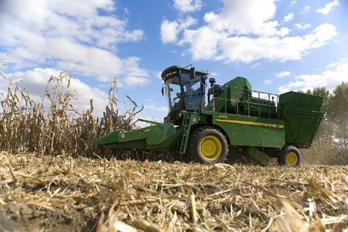 Buy corn harvester common sense