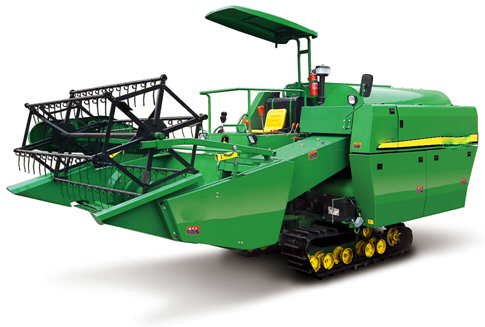 Rice harvester: multi-purpose, advanced and efficient