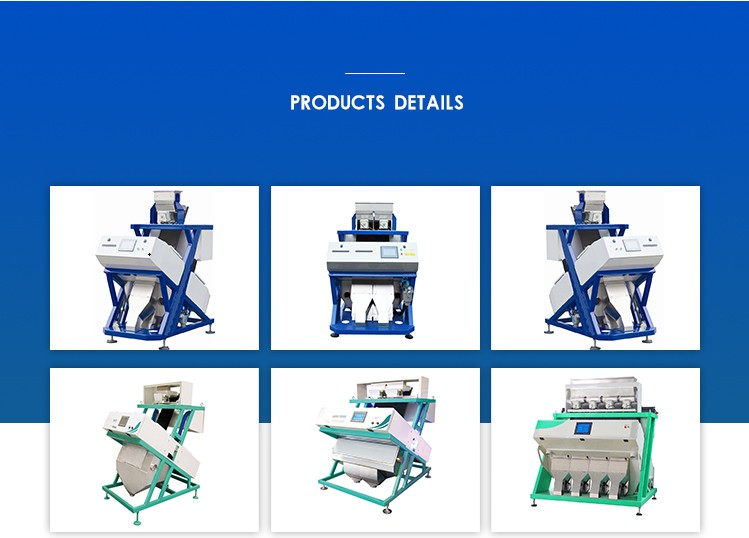 Top Quality Color Sorter