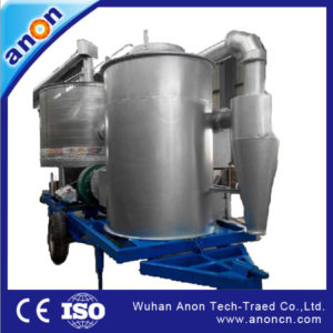 Anon 20 tons per batch movable paddy dryer