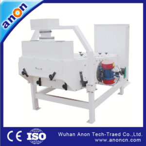 ANON rice mill machinery paddy cleaner