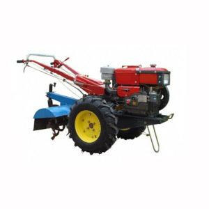 Rotating Tiller Hand Tractor