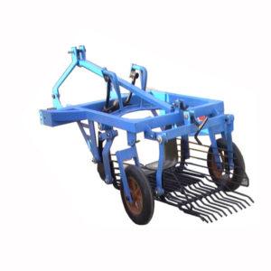 Tractor-drawn Potato Harvesting Machine