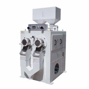 MNSW x2 Series Emery Roller Whitening Machine