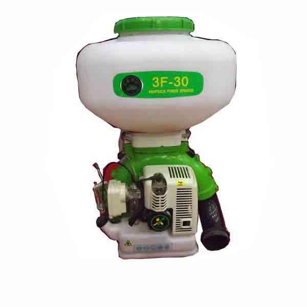 Knapsack sprayer use and maintenance technology