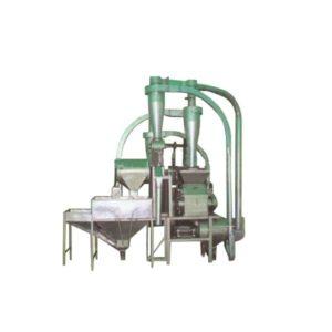 ANON Mini Flour Mill