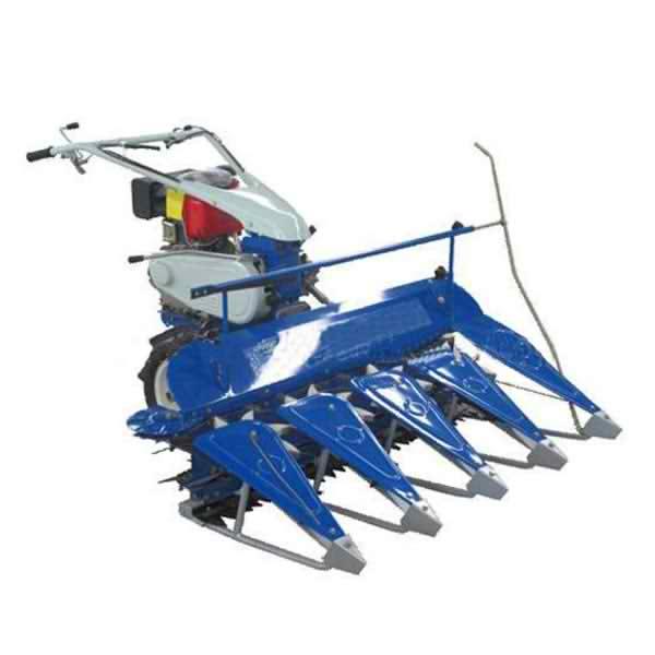 four-row-walking-grain-swather