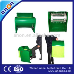 Anon small thresher machine paddy sheller