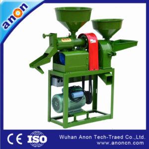 ANON 6N40mini rice mill plant