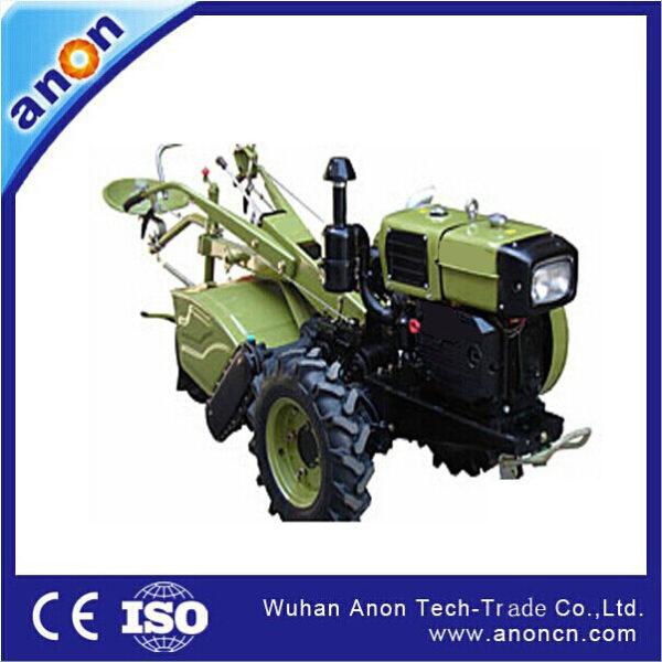 2 wheel tractor